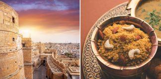 Food Trail In Jaisalmer