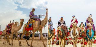 Crown Prince Camel Festival