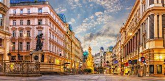 Vienna Most Liveable City