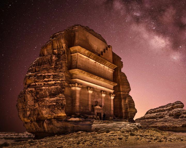 Al Ula In Saudi Arabia