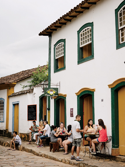 Minas Gerais In Brazil