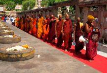 Buddhist trail in Bihar