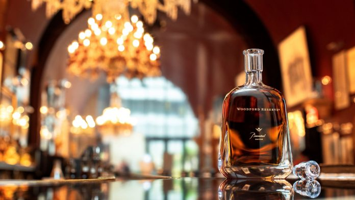 Woodford Reserve Baccarat Edition