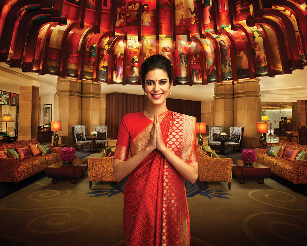 Responsible Luxury at ITC Hotels
