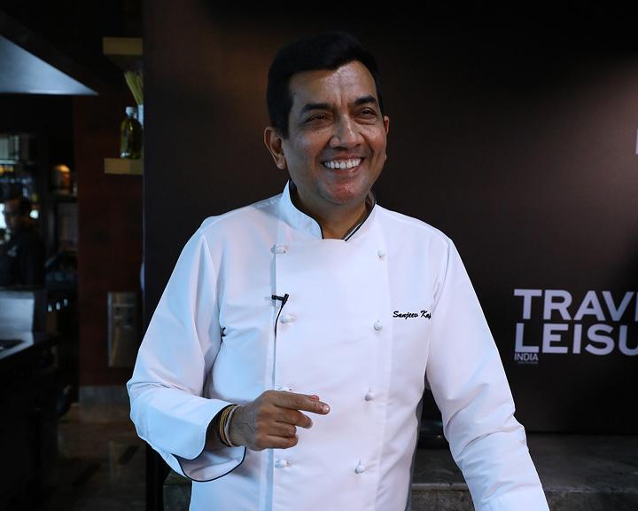 Celebrity Chef Sanjeev Kapoor