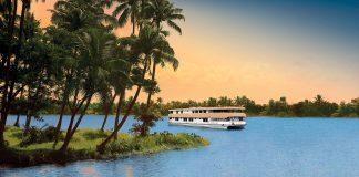 The Oberoi Vrinda Luxury Kerala Cruiser