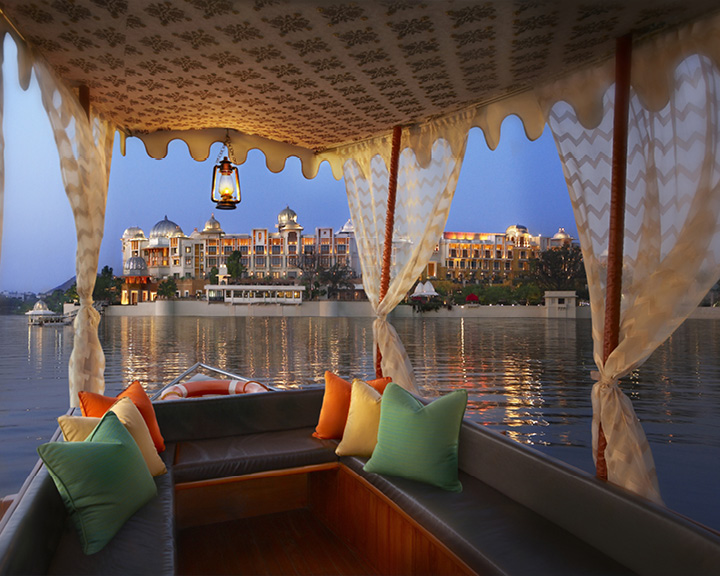 15 Indian Hotels