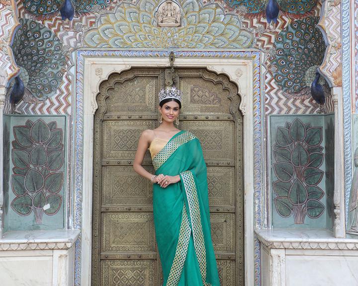 Miss India Suman Rao