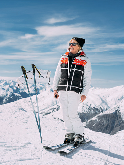 Ski In Spain