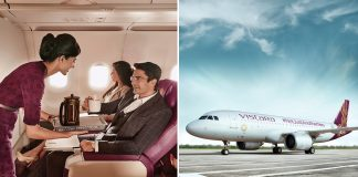 Vistara From Delhi To Bangkok