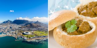 Street Food Of Cape Town