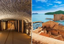 World Heritage Sites Restored