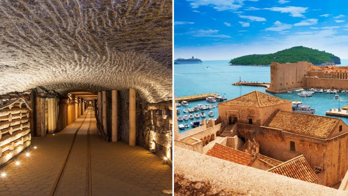 World Heritage Sites Restored