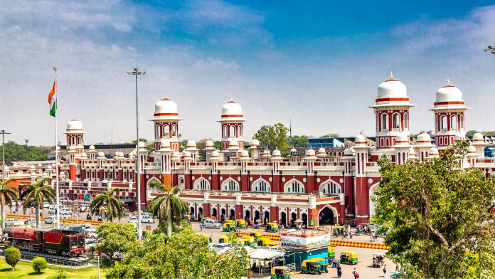 Lucknow Railway Station Health ATMs