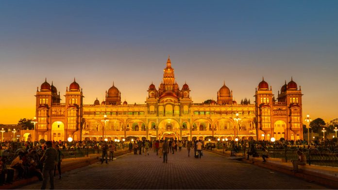 Images Of Mysore Palace