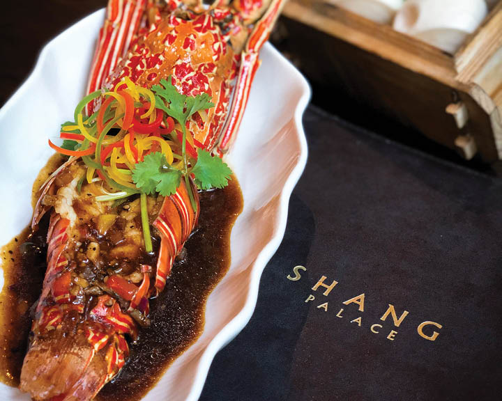 Crustacean Crush at Shang Palace
