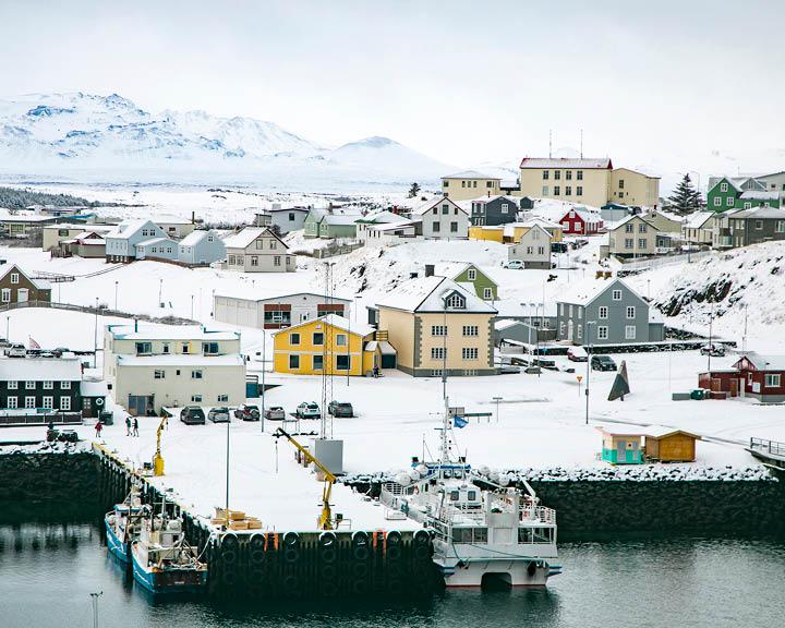 Winter Wonderland Iceland