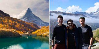 Five Lakes Walk in Zermatt