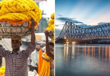 Instagrammable Photo Ops in Kolkata