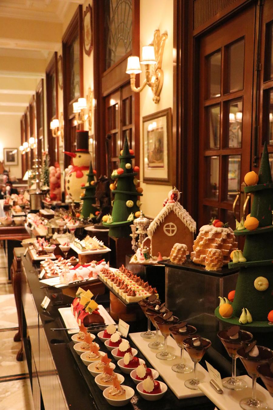 Christmas At Indian Hotels