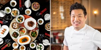 Chef Andrew Wong