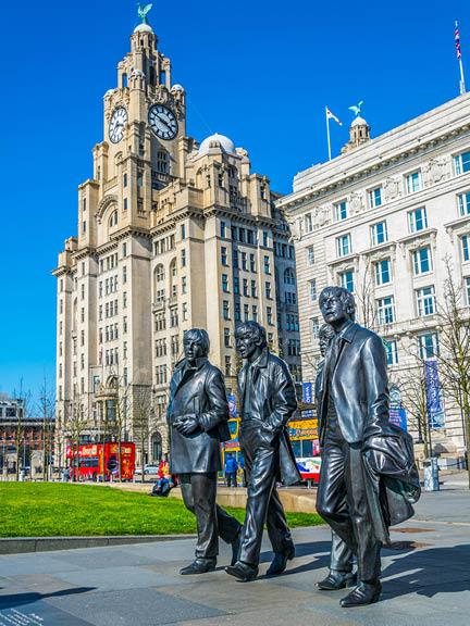 Exploring Liverpool
