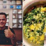 Chef Vicky Ratnani travels