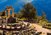 Explore Delphi in Greece