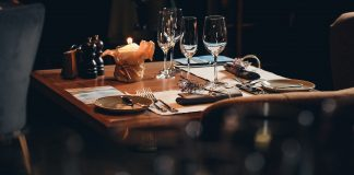 Secret Supper Clubs