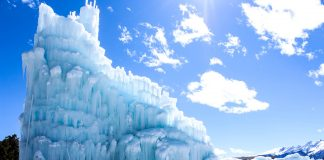 Ice Castles in US and Canada