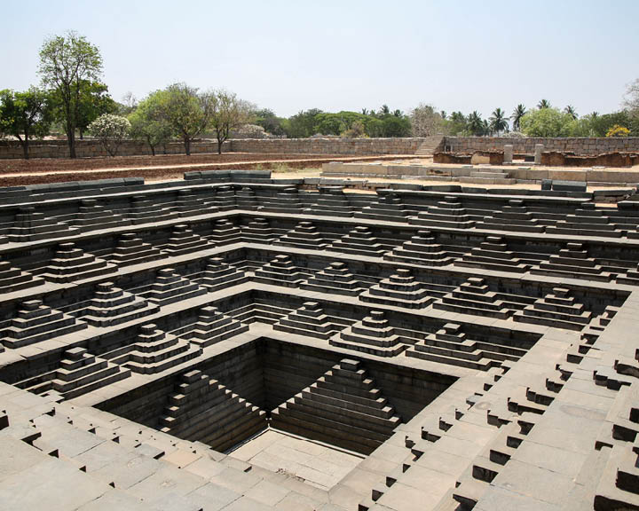 Iconic Step-wells Of India