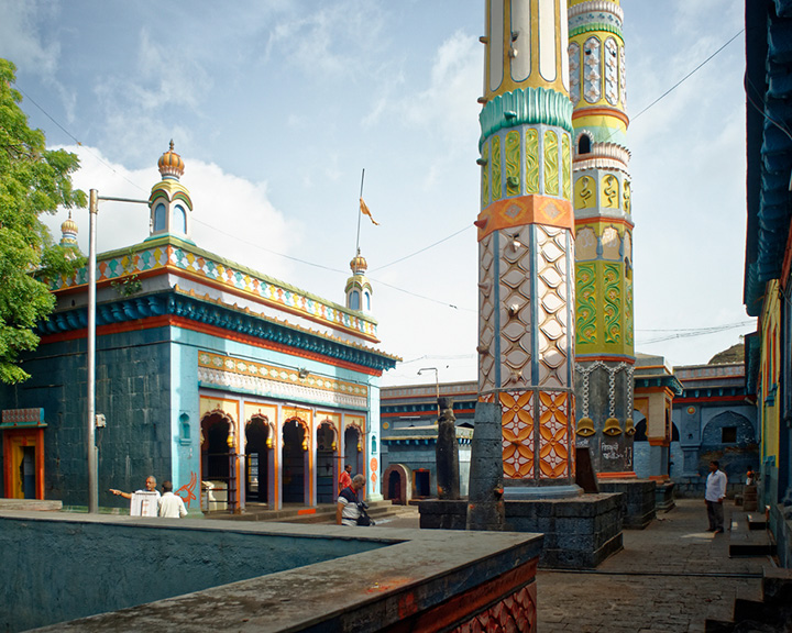 Exploring Ahmednagar
