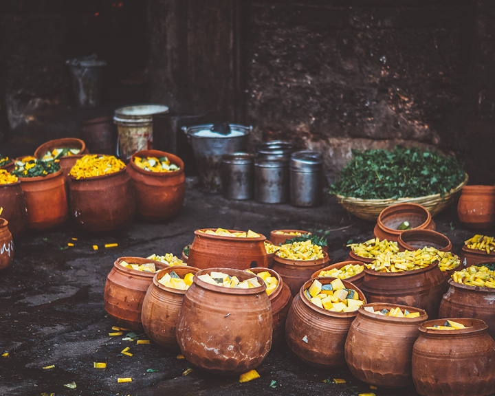 Food Guide India