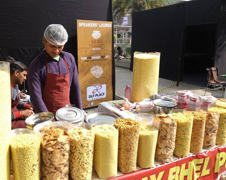 Food For Thought Fest Delhi