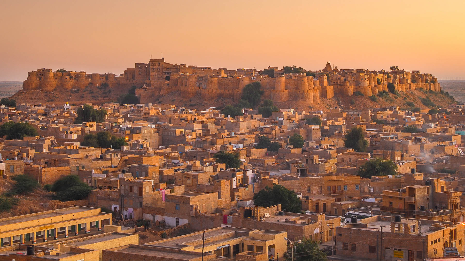 Visit Jaisalmer Fort: The City's Living Monument & India's Last ...