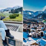 Kriti Sanon Switzerland