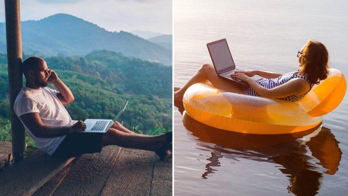 Remote Working Trend