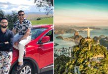 Shivan & Narresh Travel Bucket List 2020