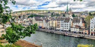 First Time In Switzerland