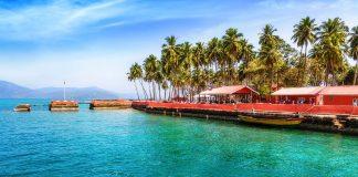 Andaman & Nicobar Islands Water Aerodromes