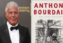 Anthony Bourdain Book