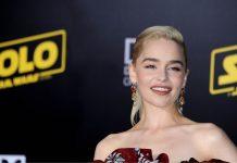 Emilia Clarke In India