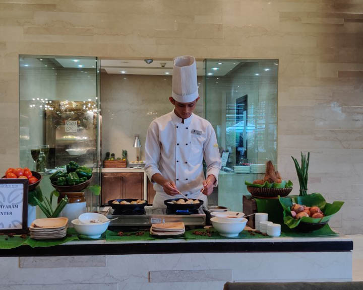 Sunday Brunch at Hilton Garden Inn Gurgaon