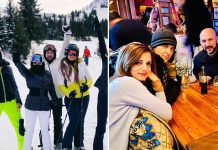 Hrithik Sussanne Family Holiday