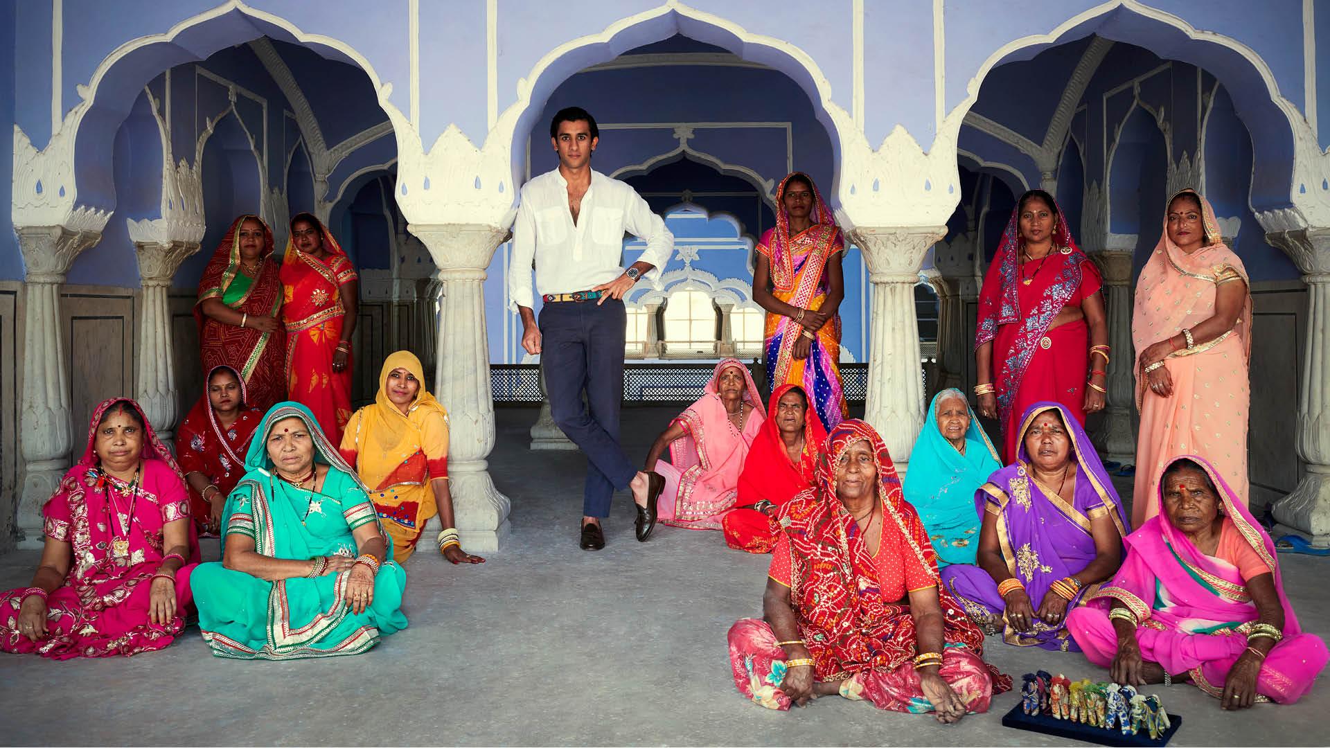 Maharaja Sawai Padmanabh Singh