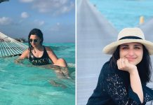 Parineeti Chopra in Maldives