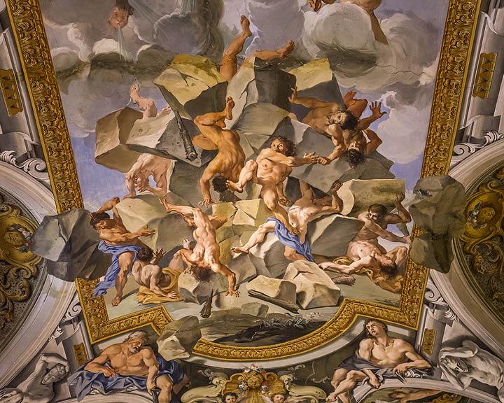 Explore rome art