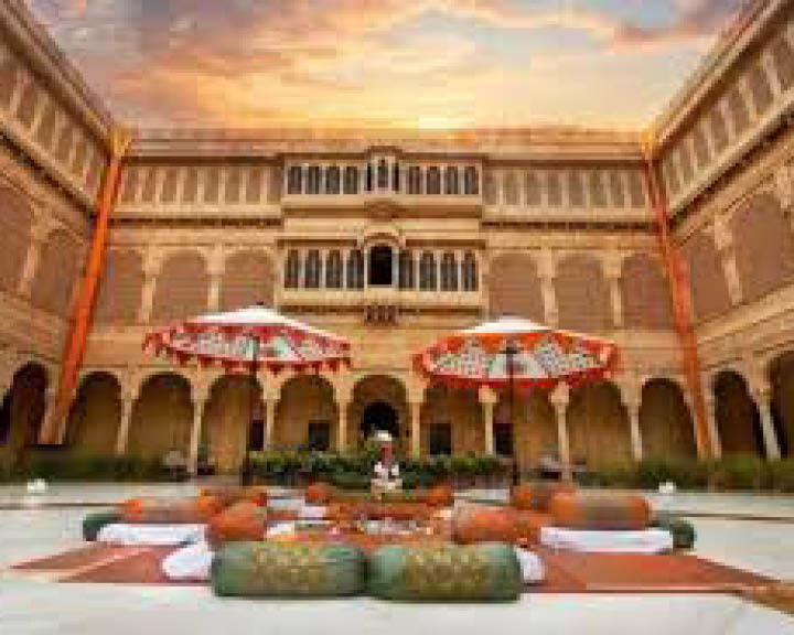 Seven Wonders Of Jaisalmer