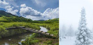 Nagaland Snowfall