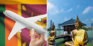 Sri Lanka Offers Free Visa-On-Arrival